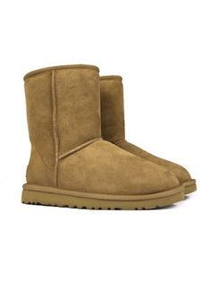 How to clean UGG boots: Keep your favorite UGG boots looking their best with UGG Sheepskin Cleaner and Conditioner. In 5 easy steps* your UGG Classics will be restored to their original look and feel. Bow Boots, Knit Boots, Bootie Boots, Women's Booties, Classic Ugg Boots, Ugg Classic Short, Uggs With Bows, Ugg Boots Sale, Black Ankle Booties