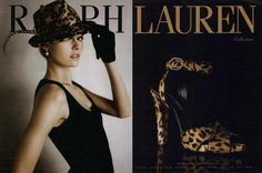 Ralph Lauren Collection Ad Campaign Fall/Winter 2008 Shot #21