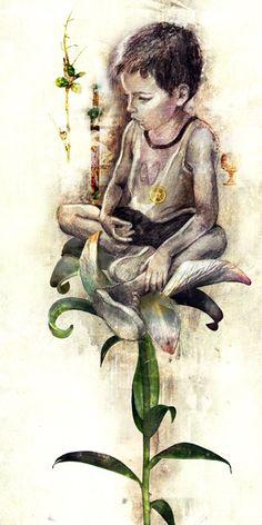 I The Magician by BeatrizMartinVidal.deviantart.com on @deviantART
