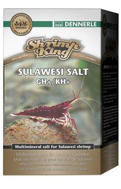 Dennerle Shrimp King Sulwesi Salt GH+/KH+