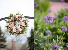 Sweet details at a Denver Botanic Gardens' wedding: Colby Elizabeth Photography