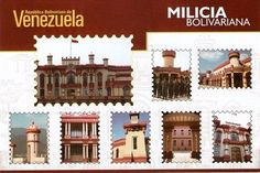 Postal: Milicia Bolivariana (Venezuela) (Ipostel - Milicia) Col:ve_ipostel_Mil_01