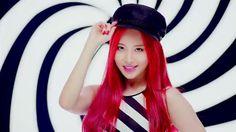 Girl's Day Yura. Ring my bell mv. B.c.