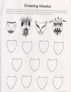 Image result for art worksheets high school