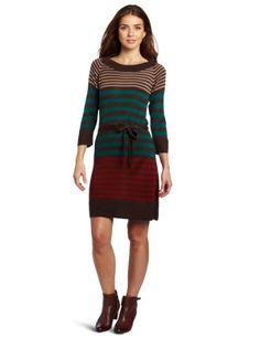 AGB Women's Long Sleeve Striped Sweater Dress, Teal, X-Large AGB,http://www.amazon.com/dp/B0096NIERI/ref=cm_sw_r_pi_dp_P.Ausb082A8TNSQD