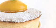 The sweetness of passion fruit is offset beautifully by the egg-based soufflé in this sumptuous soufflé recipe from brillant chef, Mark Jordan