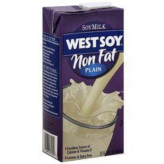 Westsoy Nonfat Plain Westsoy (12x32 Oz)
