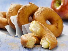 Voici une recette rapide avec seulement 4 ingrédients de beignes protéinés