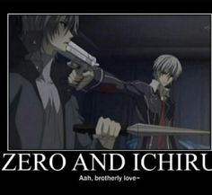 Vampire Knight    anime funny