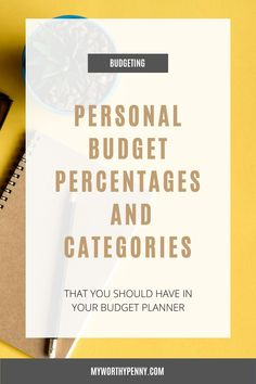 Wondering about budget percentages and categories? Here are the budget percentages that you need to start budgeting along with the budget categories that you should include in your monthly budget so that you will have a successful budget. Dave Ramsey budget percentages. Budget classifications. Budget items for your monthly budget. #budgetpercentage #budgetcategories #budgetexamples Budgeting Finances, Budgeting Tips, Dave Ramsey Quotes, Dave Ramsey Envelope System, Monthly Budget Template, Setting Up A Budget, Budgeting Worksheets, Living On A Budget, Budget Planner