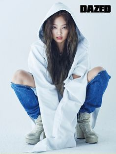 JUST BTS JENNIE