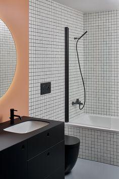 Bathroom | Apartment on Gertrudos Street by AKTA | est living