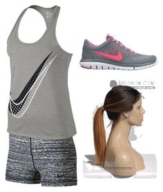 """""""Untitled #238"""" by rikey-byrnes on Polyvore featuring NIKE"""