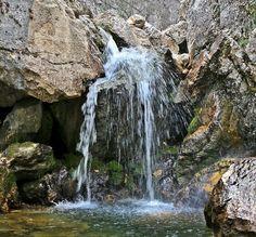 Rincones de Andalucía: nacimiento del Río Guadalquivir (Jaén) / Places of Andalusia: source of the Guadalquivir river (Jaén), by @MACartagenaS
