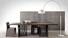 Codex Tables Molteni.  Please contact Avondale Design Studio for more information on any of the products we feature on Pinterest.