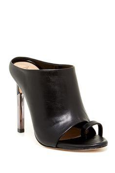 Dag High Heel Mule by BCBGMAXAZRIA on @nordstrom_rack.... Im obsessed with mule heels!!!