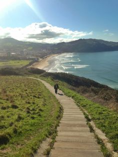 Sisters and the City: Zarautz is always a good idea