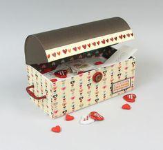 #Valentine treasure box