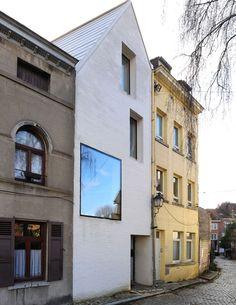 Architectenkantoor: MADAM architectuur cvba
