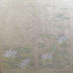 #stainedglass #imasutomoya #colour #flower #original #light #japan #glass #glassart #design #lamp #handmede #ステンドグラス #今須智哉 #ガラス #デザイン #ランプ #ハンドメイド #色 #あかり #光 #花 #個展 #日本 #芦屋 #オリジナル #イラスト #デザイン画