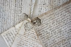Retrouvez cet article dans ma boutique Etsy https://www.etsy.com/listing/259626625/antique-french-notary-paper-handwritten