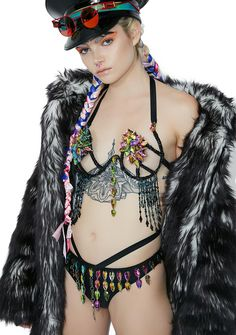 L'Amour Le Allure Dark Rainbow Rihanna Set