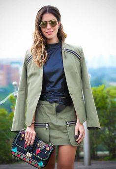 Nicole Pinheiro | Tendência Militar