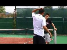 IVAN POUS training with Dominik Hrbaty - YouTube