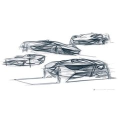 Nissan/ Infinity personal project/ 2013 #cardesign #infinity #pencilsketch