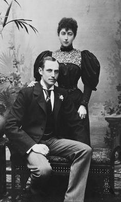 Maud and Haakon