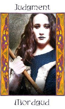 Mordgud by Abby Helasdottir from the Giants' Tarot