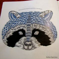 Animal Kingdom coloring book - Millie Marotta  #milliemarotta #animalkingdom #adultcoloring