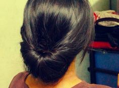 How to Make an Easy Hair Updo