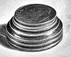 The United States government used to make nickels, dimes, quarters, half dollars, and dollar coins out of silver. The key is to accurately identify your old coins to determine how much silver is in . Silver Coins Worth, Old Silver Coins, Gold Coins, Where To Buy Gold, Ancient Egyptian Art, Ancient Aliens, Ancient Greece, Ancient History, Valuable Coins