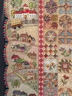 Quilts, Beautiful Quilts no Pinterest | Edredons De Estrela, Log Cabin ...