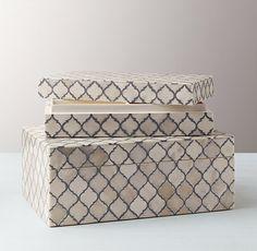 Trellis Jewelry Box