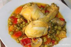 Recetas con pollo muy fáciles. ¡Cómo nos gusta esta carne!