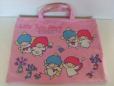 【1986】Tote Bag ★Little Twin Stars★