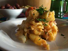 REVUELTO DE COLIFLOR CON JAMÓN Y PIMENTÓN DE LA VERA by De Buena  Mesa @Cookbooth http://www.cookbooth.com/recipe//revuelto-de-coliflor-con-jamon-y-pimenton-de-la-vera-91514