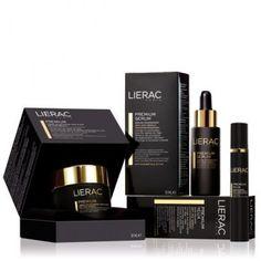 Lierac Premium con rosa negra, orquídea negra y amapolanegra #Farmacia
