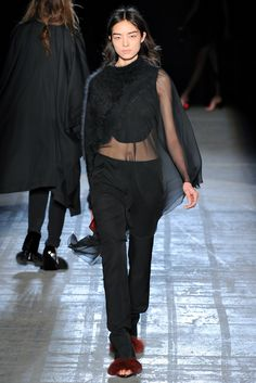 Alexander Wang Fall 2011 Ready-to-Wear Collection Slideshow on Style.com