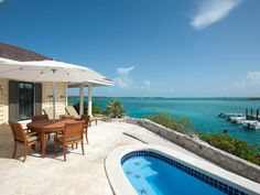 Birdcage Villa at Fowl Cay Resort, Bahamas: Crowded beaches are unheard of on this private island resort where a maximum of 28 guests at a t...