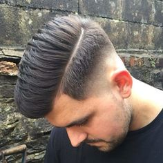 Haircut by @marcell_barber on Instagram http://ift.tt/1nDFaXe Find more cool hairstyles for men at http://ift.tt/1eGwslj and http://ift.tt/1LLP91m