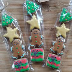 Christmas Food Gifts, Christmas Sugar Cookies, Christmas Cooking, Holiday Cookies, Christmas Desserts, Gingerbread Cookies, Mery Chrismas, Diy Food Gifts, Holiday Cupcakes