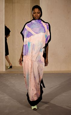 Fiona O'Neill, Central Saint Martins