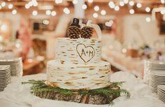 Szyszkowy tort    Cones wedding cake