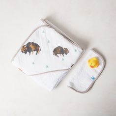 Baby Bath Towels and Accessories - The Project Nursery Shop – Shop Project Nursery
