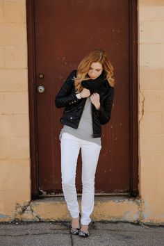 I believe that a jacket like this works with a variety of fashion aesthetics and is a staple for all women
