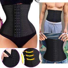 Corset slimming belt