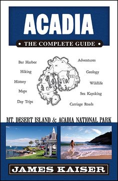 The bestselling guidebook to Acadia for over a decade! Filled with amazing travel tips to help you make the most of your time in Acadia National Park and Mount Desert Island.